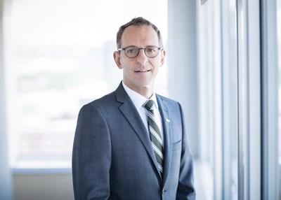 Mario Tremblay, président du conseil d'administration de SHARE et vice-président aux Affaires publiques et corporatives du Fonds de solidarité FTQ (Groupe CNW/Fonds de solidarité FTQ)