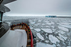 Hurtigruten's MS Roald Amundsen Makes History by Traveling the Furthest South of Any Company Ship