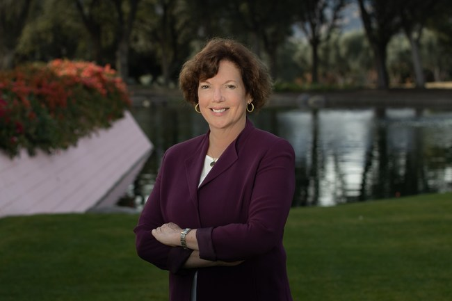 Kathleen Doherty, chief strategy and retreats officer at The Annenberg Foundation Trust at Sunnylands