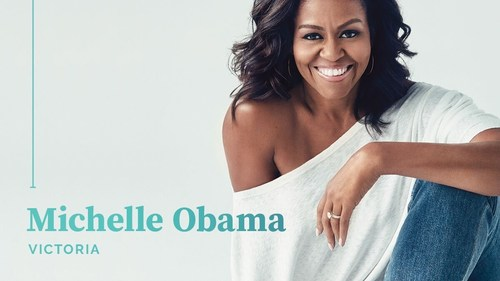 Michelle Obama coming to Victoria, Photo Credit – TINEPUBLIC (CNW Group/TINEPUBLIC)