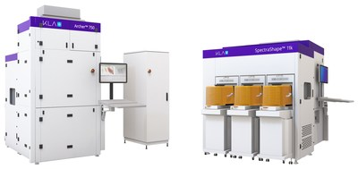 KLA's new Archer™ 750 overlay metrology system and SpectraShape™ 11k CD and shape metrology system support measurement and control of critical patterning parameters for leading-edge logic, DRAM and 3D NAND devices.