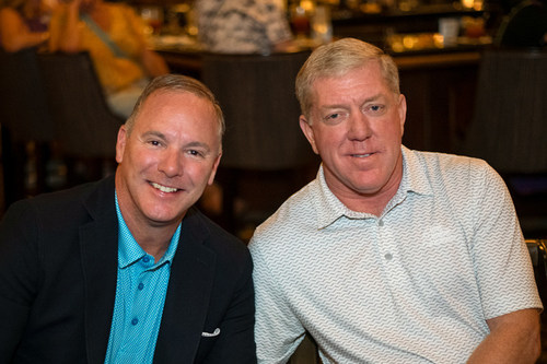 Green Mountain Technology's co-founders, Jim Jacobs and Craig Russell, finalize a partnership with Thompson Street Capital Partners.