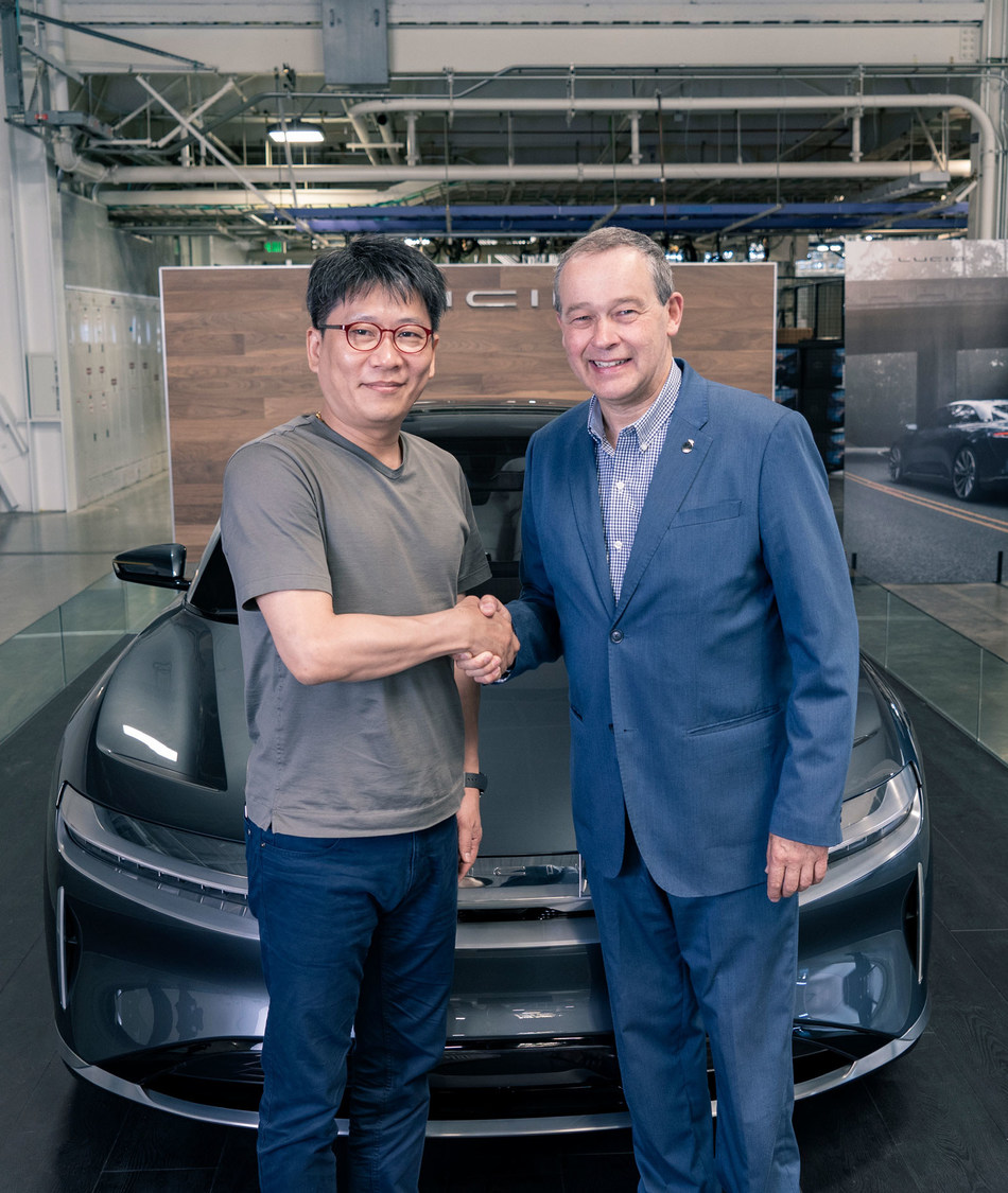 Lucid Motors selected LG Chem for a long-term partnership because its batteries provide the ideal level of efficiency, with those batteries further optimized by Lucid to meet or exceed all target goals for range, energy density, and recharge/discharge rates.
