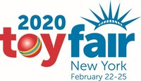 117th Toy Fair New York logo