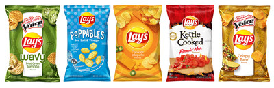 """LAY'S PARTNERS WITH NBC'S """"THE VOICE"""" AND COACH JOHN LEGEND TO DEBUT TEAM OF FLAVORS SURE TO MAKE CHAIRS TURN"""
