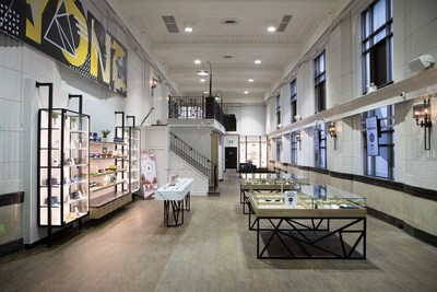 Meta Cannabis Co. store in downtown Toronto opens in Heritage Building at 378 Yonge Street (CNW Group/National Access Cannabis Corp d/b/a Meta Growth)