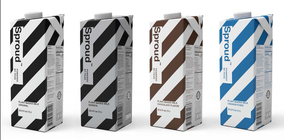 Sproud, a disruptive pea-protein beverage, to launch in Canada in four delicious flavors