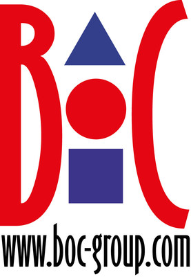 BOC Products & Services AG Logo (PRNewsfoto/BOC Products & Services AG)