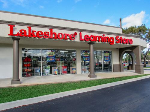 Lakeshore Learning Store in Davie, Florida.