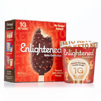 Enlightened takes ice cream to a new level with indulgent Keto Collection flavors