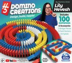 Spin Master Reveals H5 Domino Creations(TM) With an Epic Topple at The North American International Toy Fair in New York
