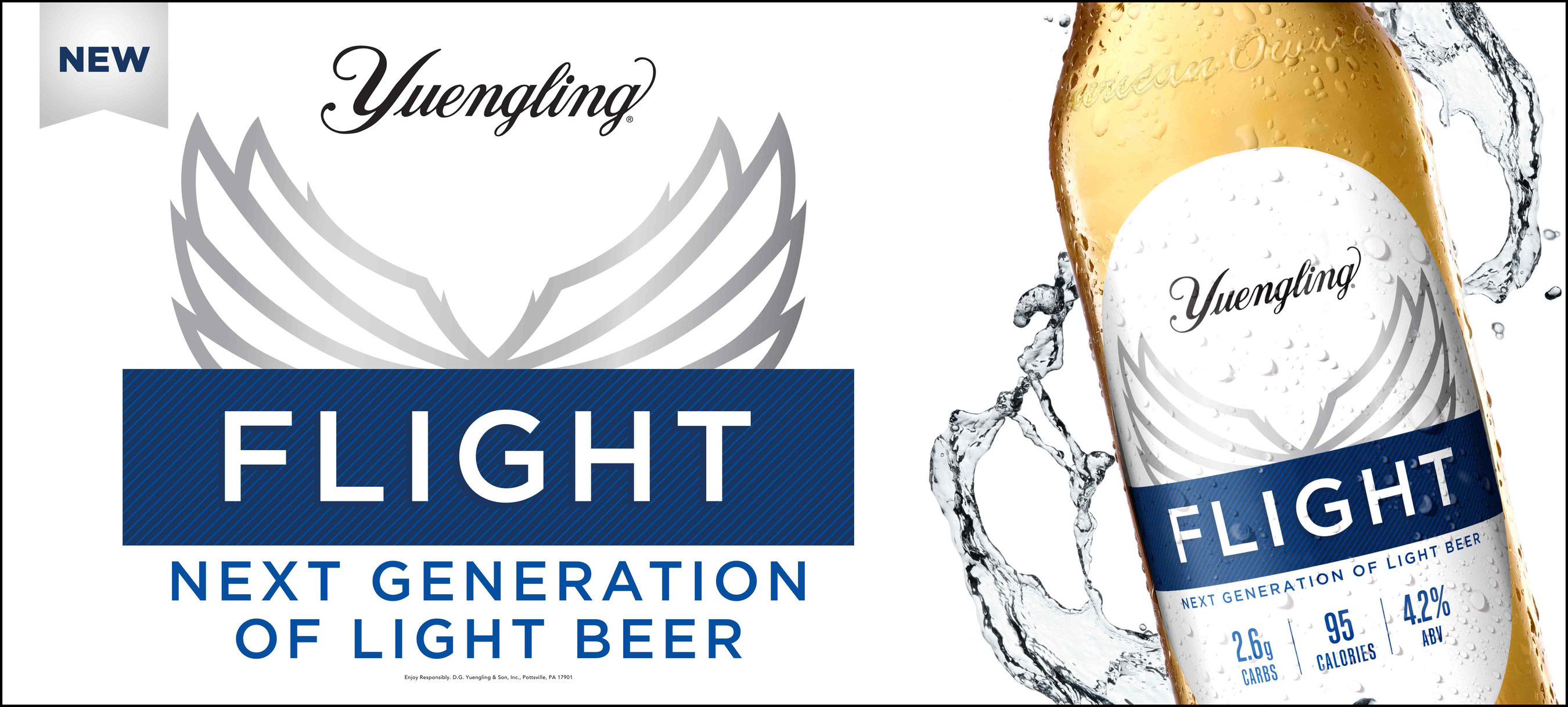 Yuengling Launches Flight The Next Generation Of Light Beer