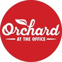 ORCHARD At The OFFICE helps companies improve office culture and employee engagement with healthy snack delivery. (PRNewsfoto/Orchard At The Office, LLC)
