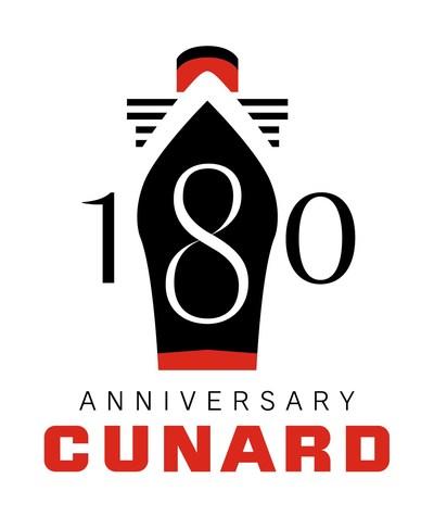 Cunard's 180th Anniversary