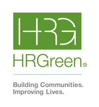 HR Green Logo (PRNewsfoto/HR Green)