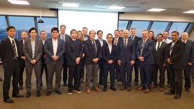 PSEG Long Island shared their storm-tested emergency planning best practices with executives from TEPCO, Tokyo's electric utility as it finalizes its plans to support the 2020 Summer Olympics.