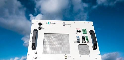 Enapter Reveals New Electrolyser EL 2.1