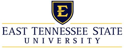 East Tennessee State University logo (PRNewsfoto/East Tennessee State University)