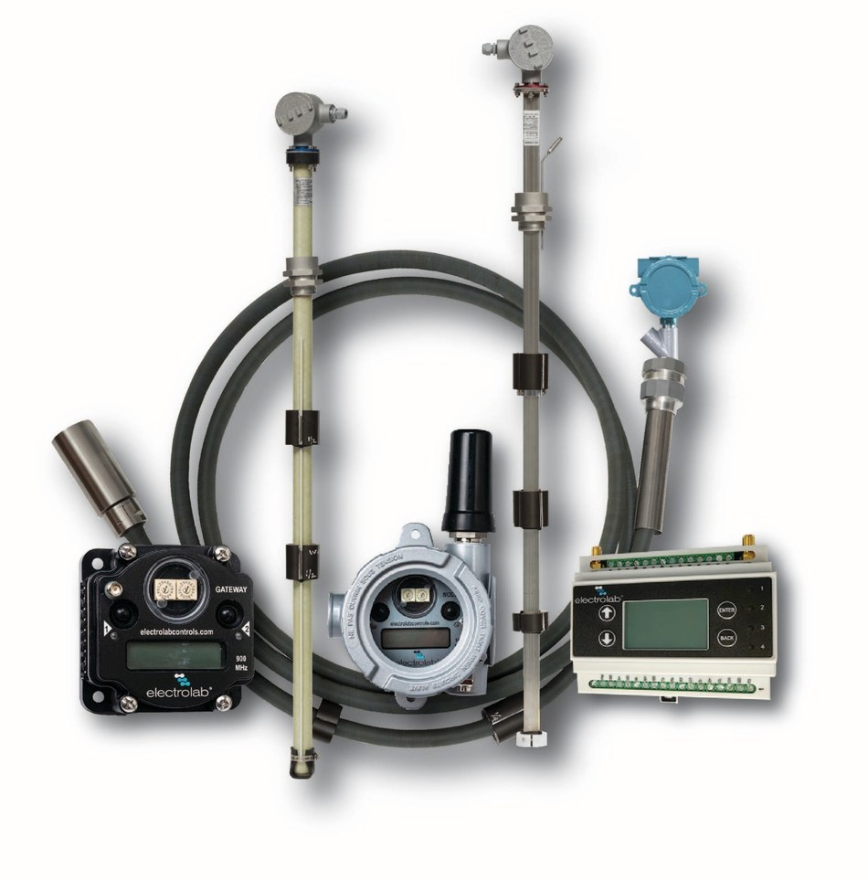 Electrolab Family of Digital Level Sensors and Wireless Communication Devices