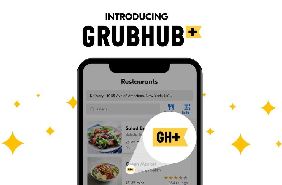 Grubhub+