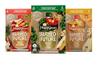 (PRNewsfoto/Happy Family Organics)