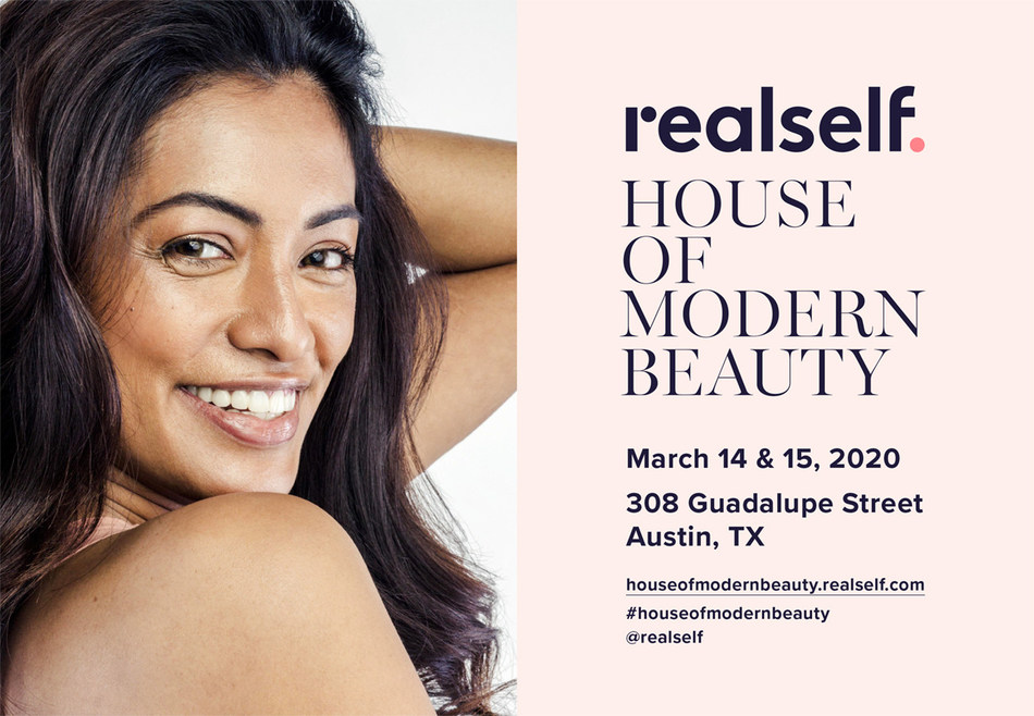 RealSelf House of Modern Beauty at SXSW 2020