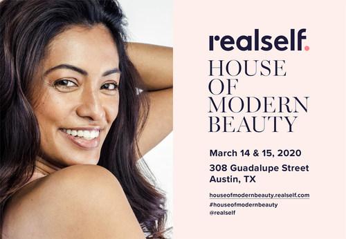 RealSelf House of Modern Beauty at SXSW 2020