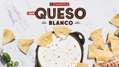 Chipotle's New Queso Blanco