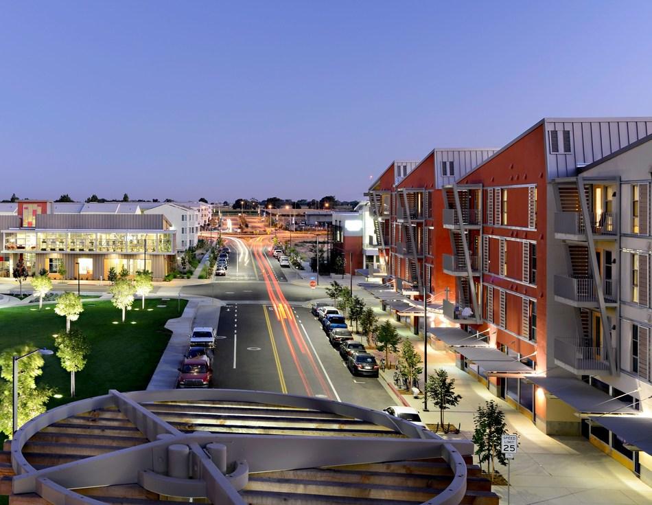 Ocean West Capital Partners, Tiger Alternative Investors, Korea Investment & Securities Co, and Landmark Properties partner to acquire West Village at UC Davis.