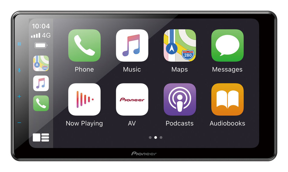 New Pioneer 2-DIN DMH-ZS9350BT