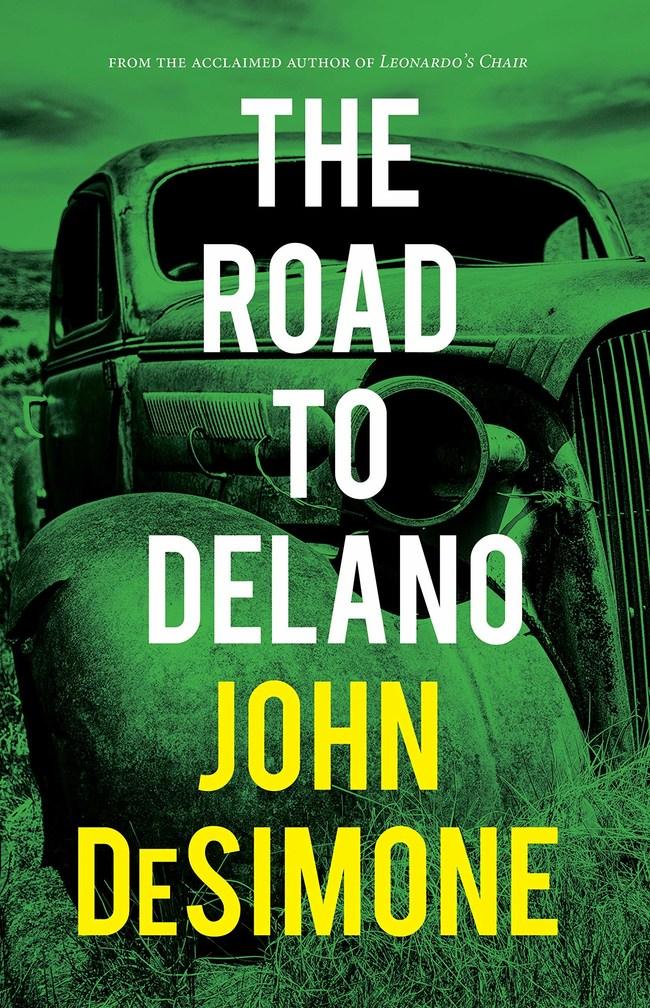 """The Road to Delano"" by John DeSimone"