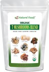 Z Natural Foods Announces New Organic Mushroom Blend