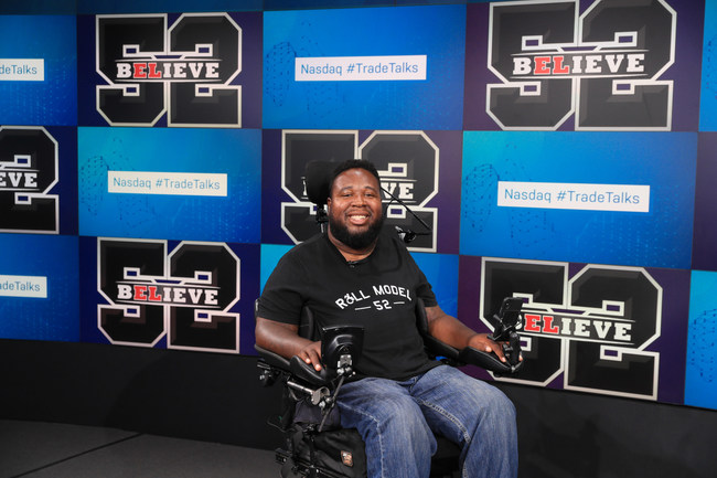 Since his injury, Eric LeGrand has become a motivational speaker, entrepreneur, sports analyst, author and philanthropist.