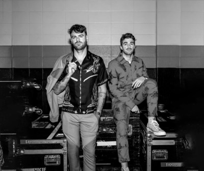 The Chainsmokers to headline Friday night concert at the RBC Canadian Open. (CNW Group/RBC)