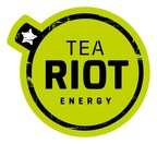 teaRIOT launches first-to-market, 100% plant-powered energy drink