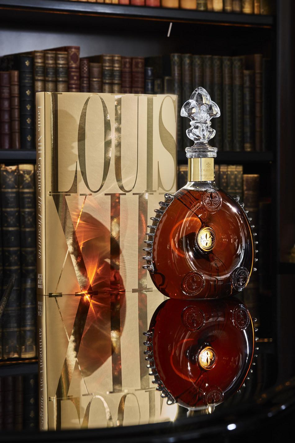 Acc Art Books Presents Louis Xiii Cognac The Thesaurus