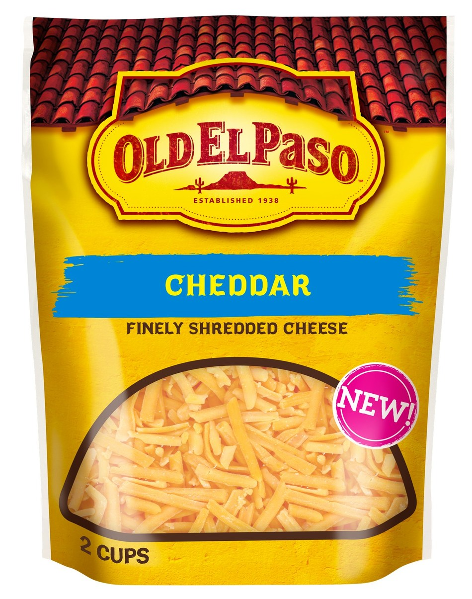 To celebrate its new Shredded Cheese portfolio, Old El Paso is searching for America's Cheesiest Family. Learn more and enter at www.CheesiestFamily.com.