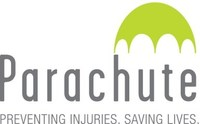 Parachute: Canada's national charity dedicated to injury prevention and saving lives. (CNW Group/Parachute)