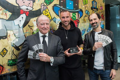 Alberto Morillas, Philipp Plein & Patrizio Stella & No Limits Parfum