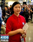 Young Journalists of Scholastic Kids Press Report from the 2020 Presidential Campaign Trail