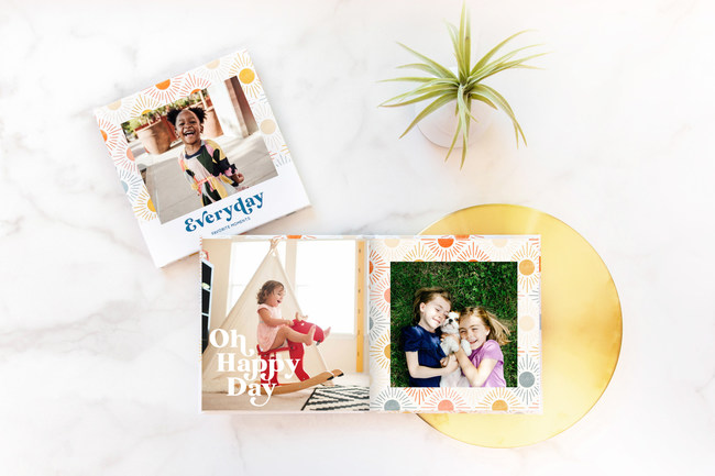 Why Mixbook Is The Best Photo Book Site With Customizable Holiday Photo Card Templates