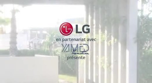 LG and premium real estate company Yamed partnered to showcase innovative LG ThinQ products within the luxury villa space