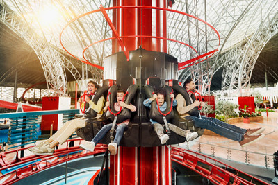 Turbo Tower (PRNewsfoto/Ferrari World)