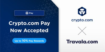 Over 1 million users of the Crypto.com App can now gain up to 40% off over 2 million hotels and accommodations in 230 countries.