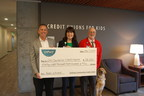 OnPoint Community Credit Union Donates More than $38,000 to OHSU Doernbecher Children's Hospital Foundation on Behalf of Members