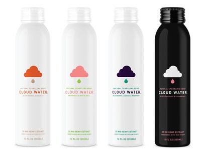 Cloud Water Sparkling CBD Beverage Announces Distribution Expansion.  Adds New Flavor to Product Line.
