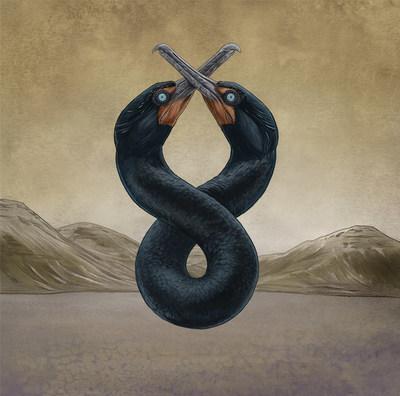 SAN FERMIN Announce THE CORMORANT I & II album out March 27, 2020