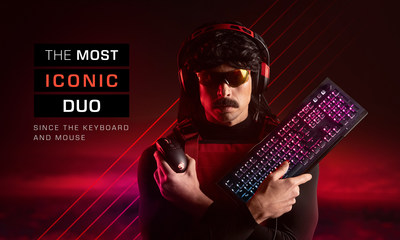 Turtle Beach, ROCCAT and Dr Disrespect join forces to level up PC gaming.