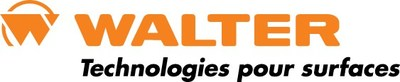 Logo : Walter Technologies pour surfaces (Groupe CNW/Walter Technologies pour surfaces)