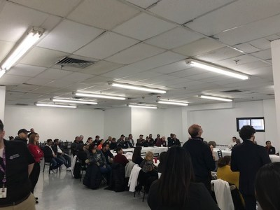 Bodega Owners Attending Lunch & Learn in NYC
